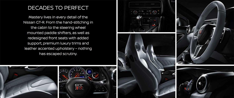 GT-R Interior