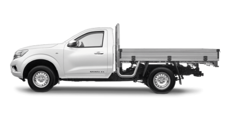 RX Single Cab Chassis