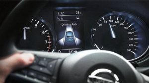 DRIVE-ASSIST DISPLAY