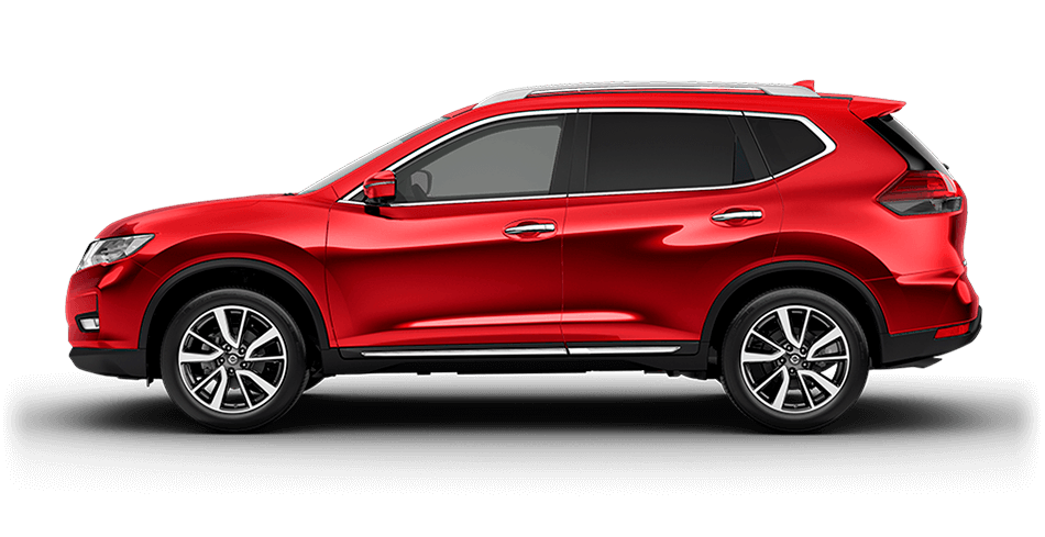 X-Trail Ruby Red