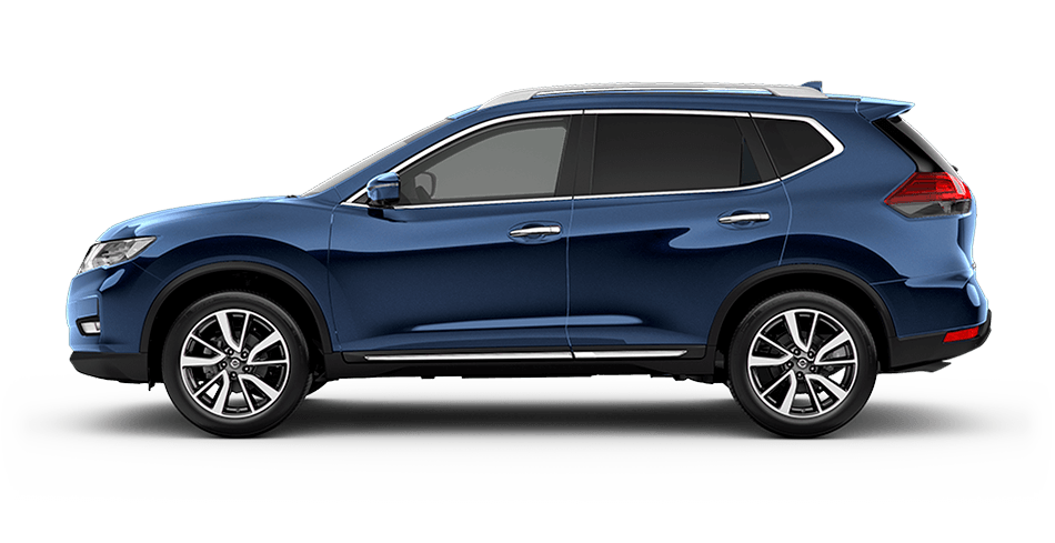 X-Trail Blue