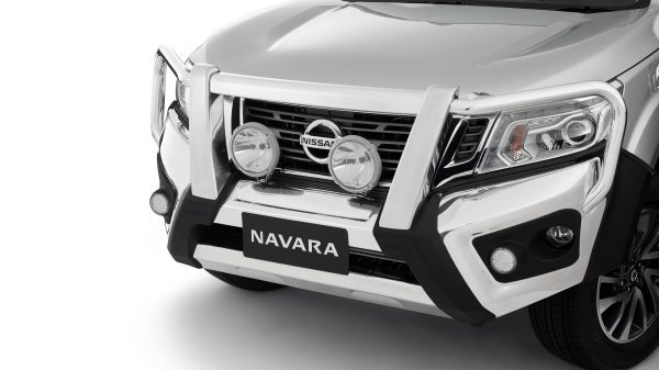 BULLBAR (ALLOY) Recommended Fitted Price: $4,190.00