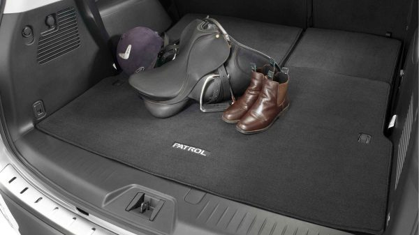 REAR PROTECTION CARPET MAT Recommended Fitted Price: $241.00