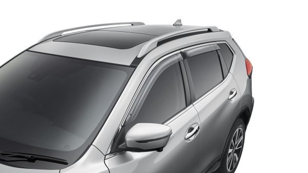 WEATHERSHIELDS (SLIMLINE, FRONT & REAR) Recommended Fitted Price: $234.00