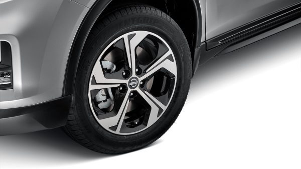 """ALLOY WHEELS (17"""" FLOW) Recommended Fitted Price: $2,373.00"""